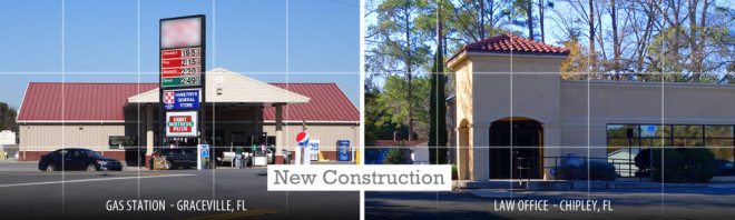 MPS offers commercial building services from gas stations to office spaces.