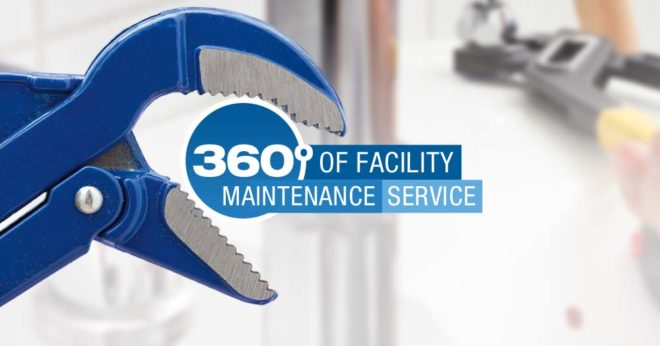 MPS offers 360 degrees of facility maintenance service