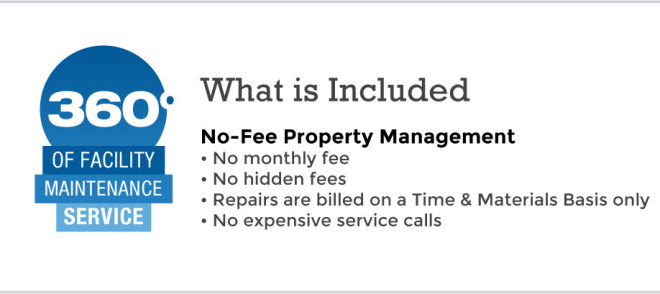 MPS offers no-fee property management.