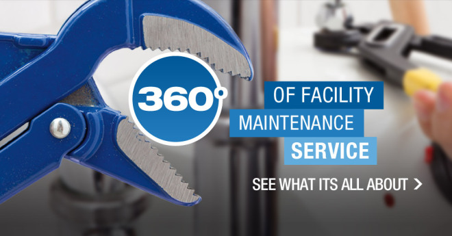 MPS offer 360 degrees of facility maintenance service.