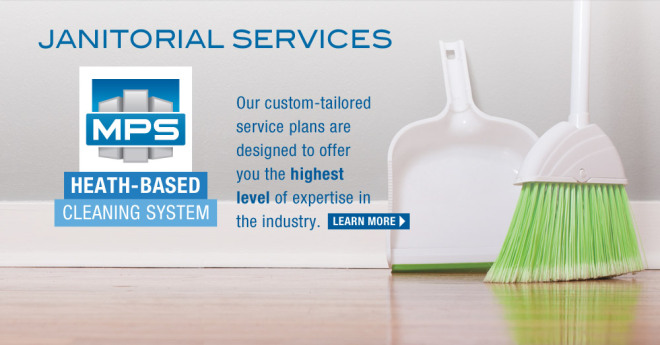 MPS janitorial services.