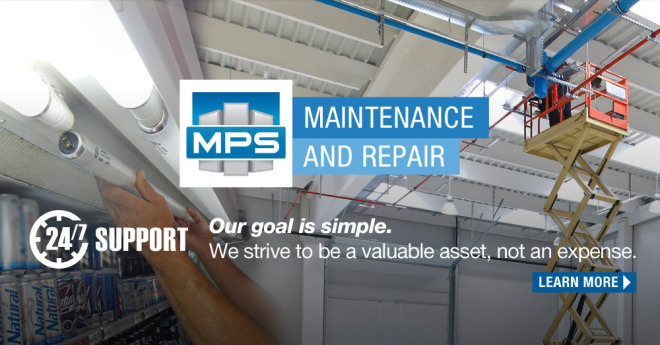 MPS offers 24/7 maintenance and repair support.