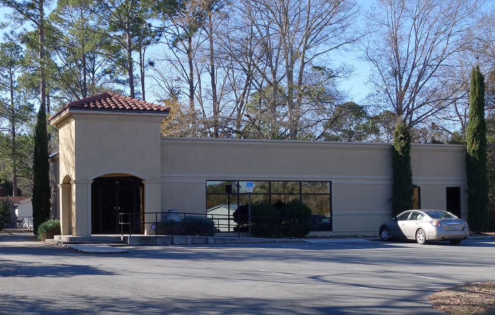 Commercial Office Space constructed by Mainstreet Property Services.