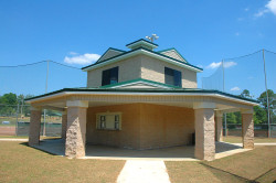 Park Concession & Observation Building constructed by Mainstreet Property Services.