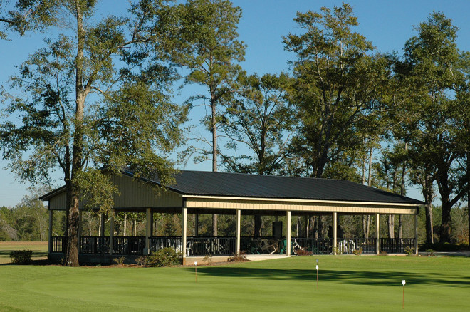 Country Club Pavilion constructed by Mainstreet Property Services.