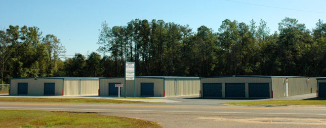 MPS constructed this storage facility inMarianna, Fl.