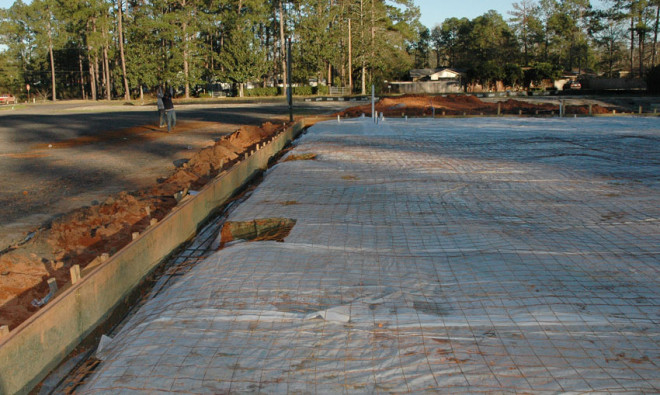 Foundation completed Youth Center building project.